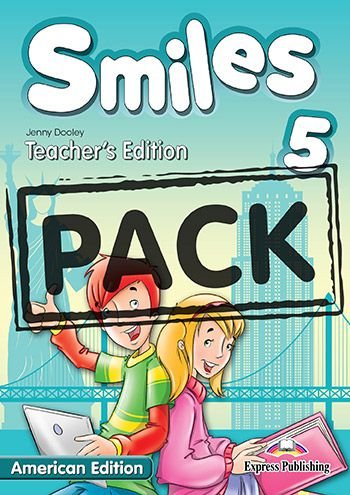SMILES 5 US TEACHER'S BOOK (WITH POSTERS)