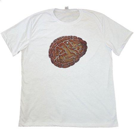 Camiseta Cérebro