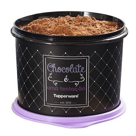 Tupperware Caixa Chocolate Bistrô 1,7kg
