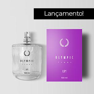 PERFUME UP! OLYMPIC - FEMININO 100ML - REF OLF: Olympéa Aqua by Paco Rabanne