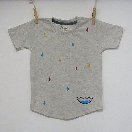 chuva em cores - infantil
