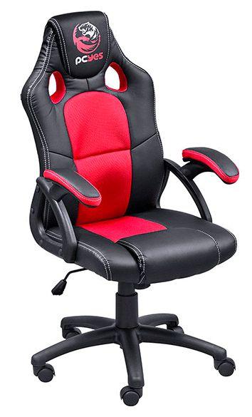 Cadeira Gamer Pcyes Mad Racer V6 Vermelho - MADV6VM