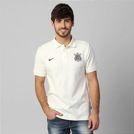 2075900fdf5d6 Camisa Polo Nike Corinthians Core - Tamanho GG - TENIX - OUTLET