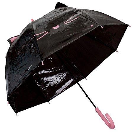 Guarda-chuva Shape Gatinha