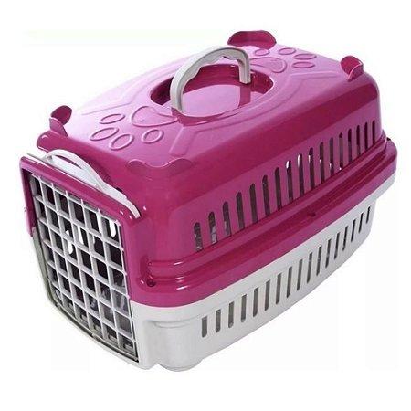 Caixa de Transporte para Gatos Pata Forte Nº02