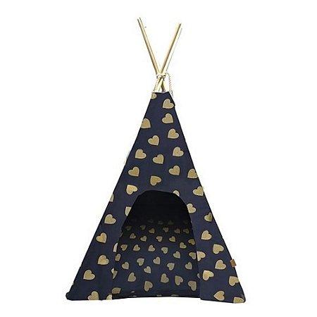 Tenda para Gatos - Love Azul
