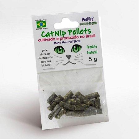 Catnip em Pellets - Para Brinquedos ou usar puro