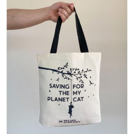 Ecobag – Saving the Planet for My Cat