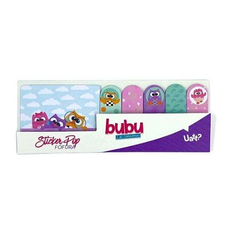 Sticker Post-it Pop - Bubu
