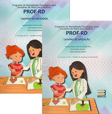 PROF RD Programa de Remediação Fonológica para Escolares