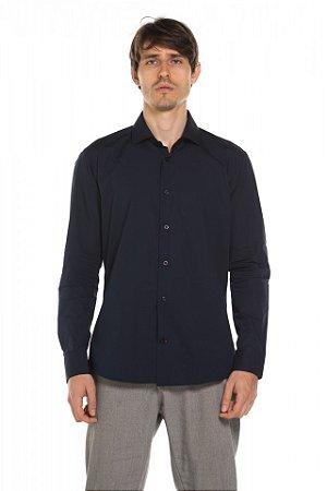 Camisa manga longa Deep Blue