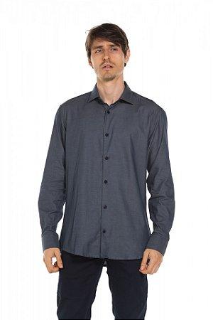 Camisa manga longa Blue Jeans - Rhino