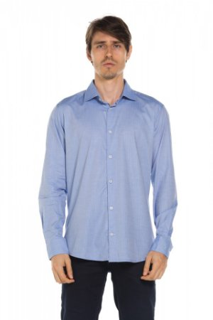 Camisa manga longa Blue selection - Tropical Blue