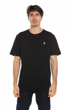 Camiseta Logo - Preta