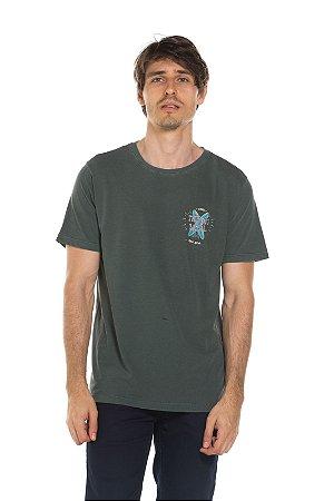 Camiseta Salt Soul - Dark Fern