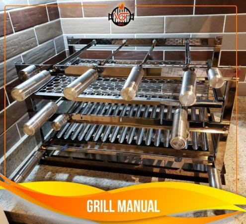 GRILL MANUAL