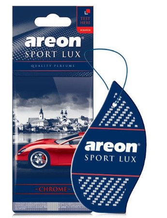 AREON SECO LUX CHROME