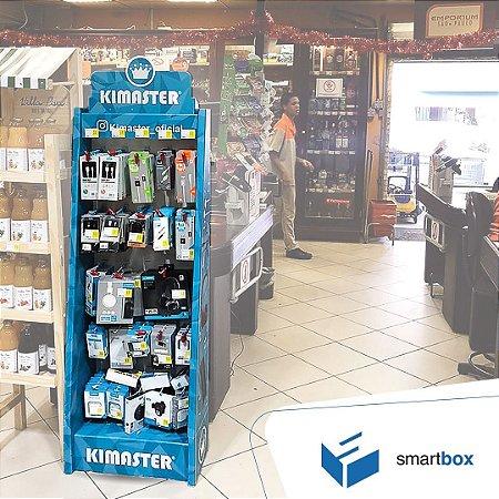 Mix completo com 70 acessórios Kimaster Premium
