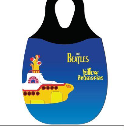 LIXEIRA DE CARRO EM NEOPRENE - Desenho Infantil de  barco