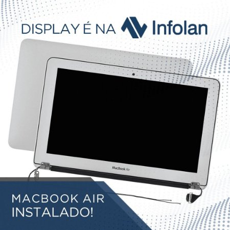 Display Macbook Air A1466