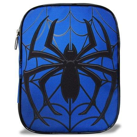 Estojo Escolar Infantil 100 Pens Spider
