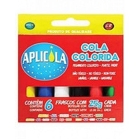 Cola Colorida Aplicola