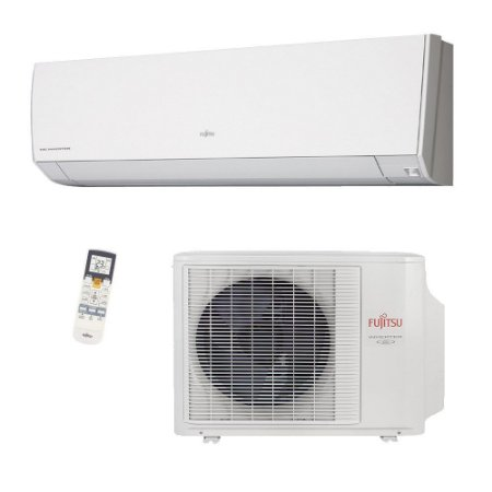 Ar Condicionado Fujitsu Split Inverter 24.000 BTUs - Frio