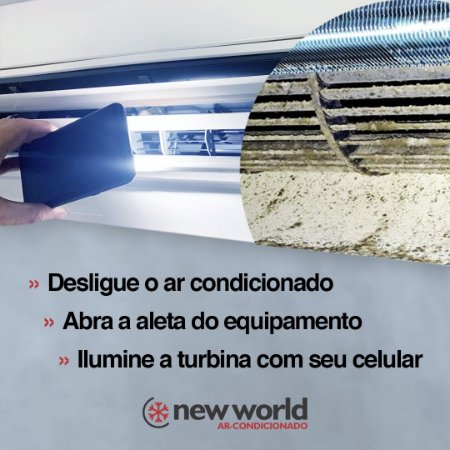 Limpeza Premium - Ar Condicionado