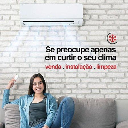 Instalação de Ar Condicionado - Brasília