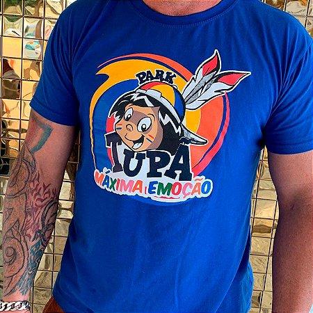 Camiseta Park Tupã Azul - Ganhe 1 ingresso