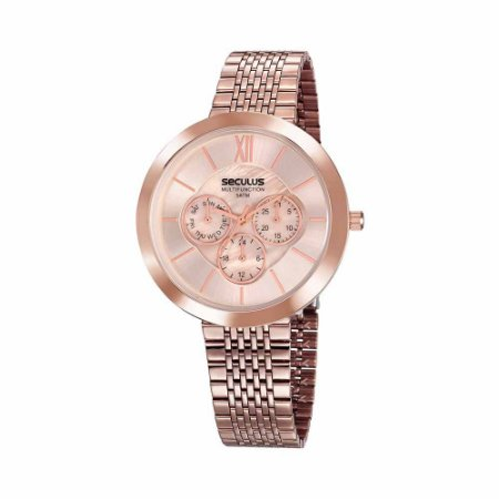 Relógio Seculus Rosé