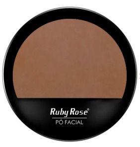 Pó Facial Marrom 21 - Ruby Rose