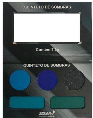 QUINTETO DE SOMBRAS MATTE 042 - LUDURANA