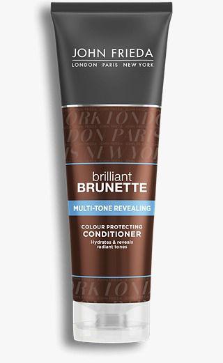 John Frieda Conditioner - 250 ml Brilliant Brunette Multi-Tone Revealing Colour Protecting