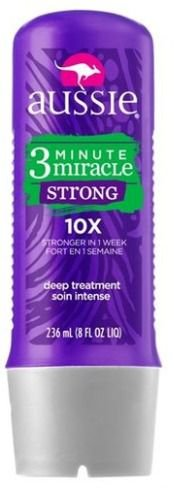Aussie Tratamento 3 Minute Miracle Strong - 236ml