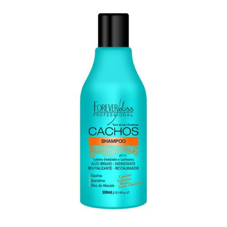 Shampoo Cachos Forever Liss 300ml
