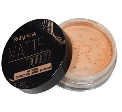 Pó Solto Matte Touch Banana 4 - Ruby Rose