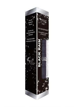 Gloss Com Efeito Magico Black Rain - Max Love