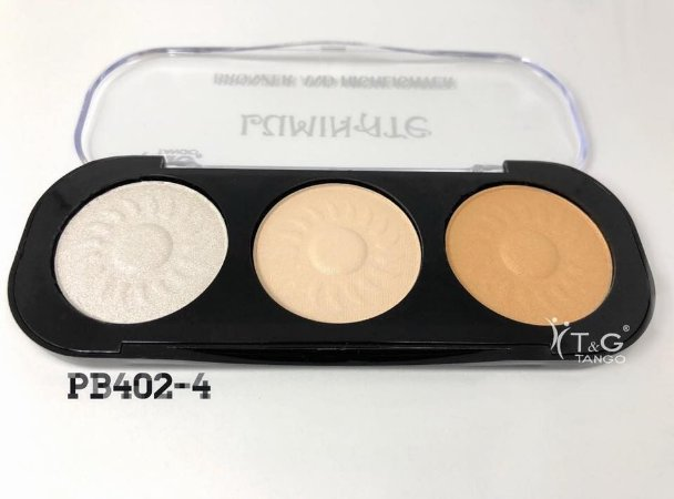 Iluminador Luminate Tango - Bronzer And Highlighter Cor 4