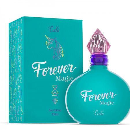 Deo Colônia Forever Magic 100ml