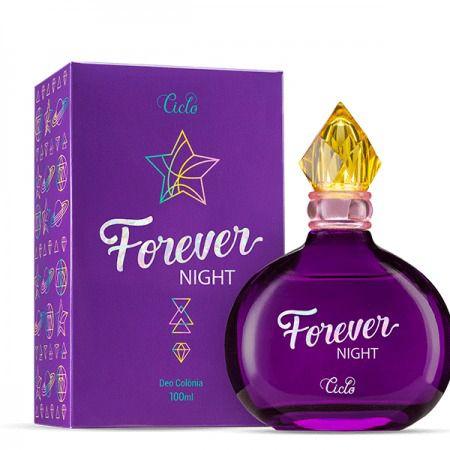 Deo Colônia Forever Night 100ml