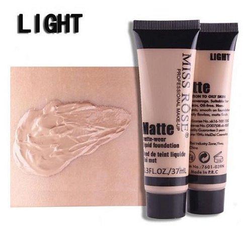 Miss Rose Base Matte - Light