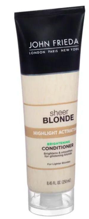 John Frieda Sheer Blonde Enhancing Lighter Blondes - Condicionador 250ml