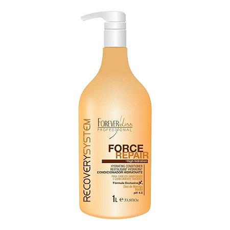 Condicionador Hidratante Force Repair Forever Liss 1 litro