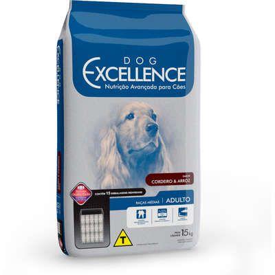 Ração Selecta Dog Excellence Cães AdultosRaças Médias