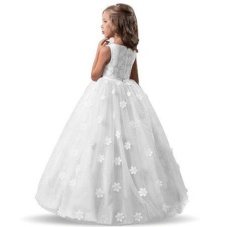 vestido de gala para dama de honra