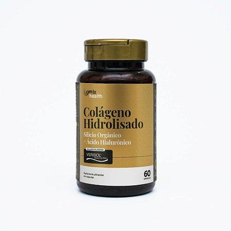 Colágeno Verisol® + Silício Orgânico + Ác. Hialurônico - 60 cápsulas