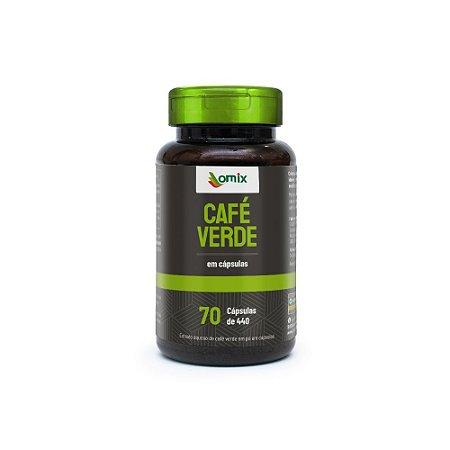 Café Verde - 70 cápsulas