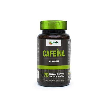Cafeína - 70 cápsulas