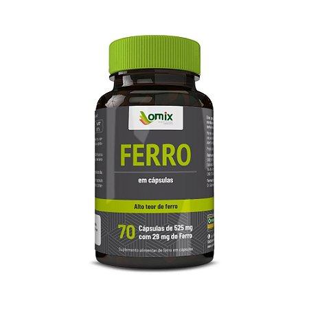 Ferro - 70 cápsulas